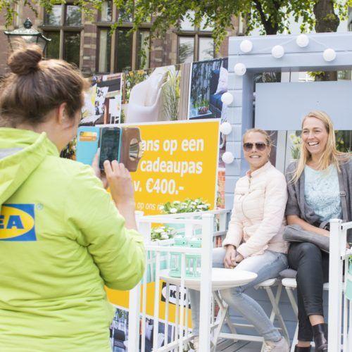 Promotie Ikea | Welkom Buiten