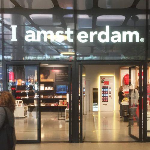Offline onderzoek I amsterdam Store